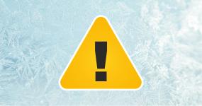 Problémy s tiskem v případě nízkých teplot v zimním období – Jak postupovat